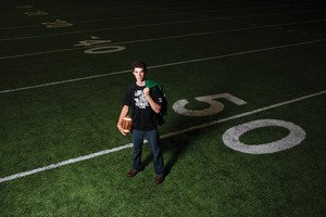 Ryan Agnew steps out of the shadows as the next in a great line of Southlake QBs photo courtesy of Bludoor Studios