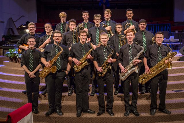 Birdville High School Jazz Ensemble
