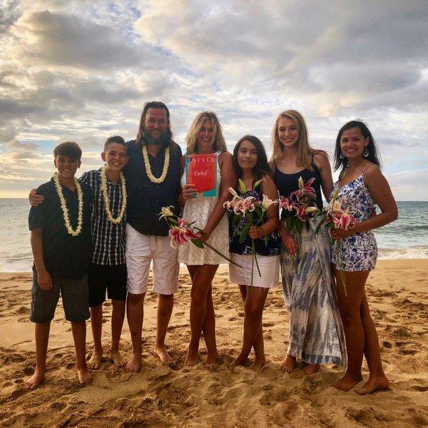Setzer,Taylor, Squyres Family Polihale Beach on the island of Kauai.jpeg