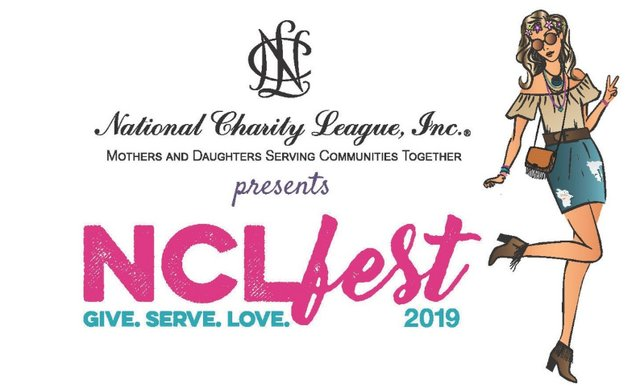 National Charity League, Inc. Southlake Chapter NCLfest 2019 Give Serve Love March 24th 2019.PNG