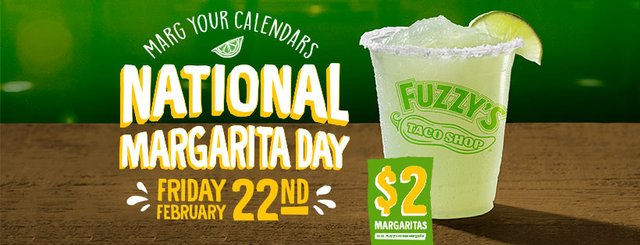 National Margarita Day_Fuzzy's.jpg