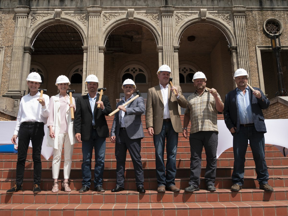 The Baker Hotel And Spa To Reopen In Mineral Wells Thanks To Two Of Southlake S Own Southlake Style Southlake S Premiere Lifestyle Resource