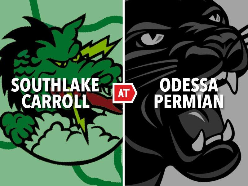 Southlake Carroll HS - Football - Varsity @Odessa Permian
