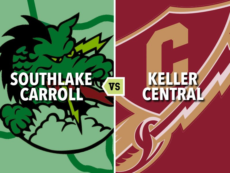 Dragons vs Keller Central