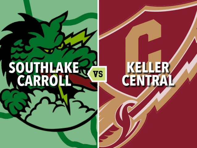 Dragons vs Keller Central