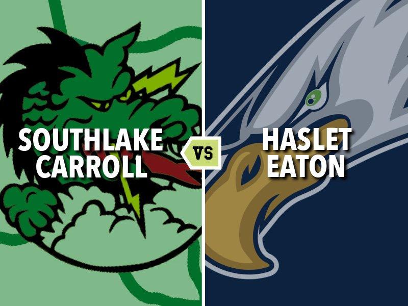 Southlake Carroll HS - Football - Varsity vs Haslet Eaton