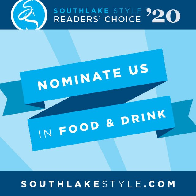 Readers' Choice 2020 Nomination Food & Drink Instagram