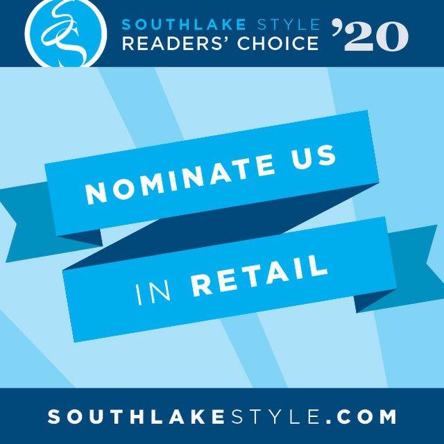 Readers' Choice 2020 Nomination Retail Instagram