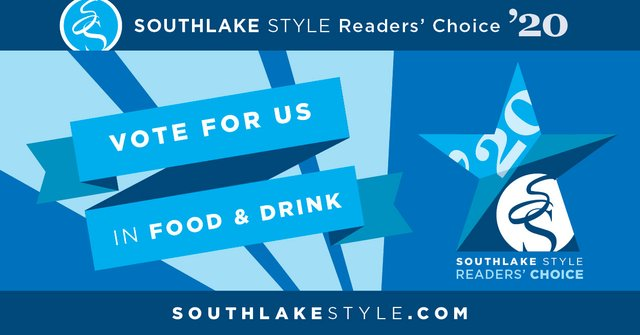 Readers' Choice Vote For Us Food & Drink Facebook