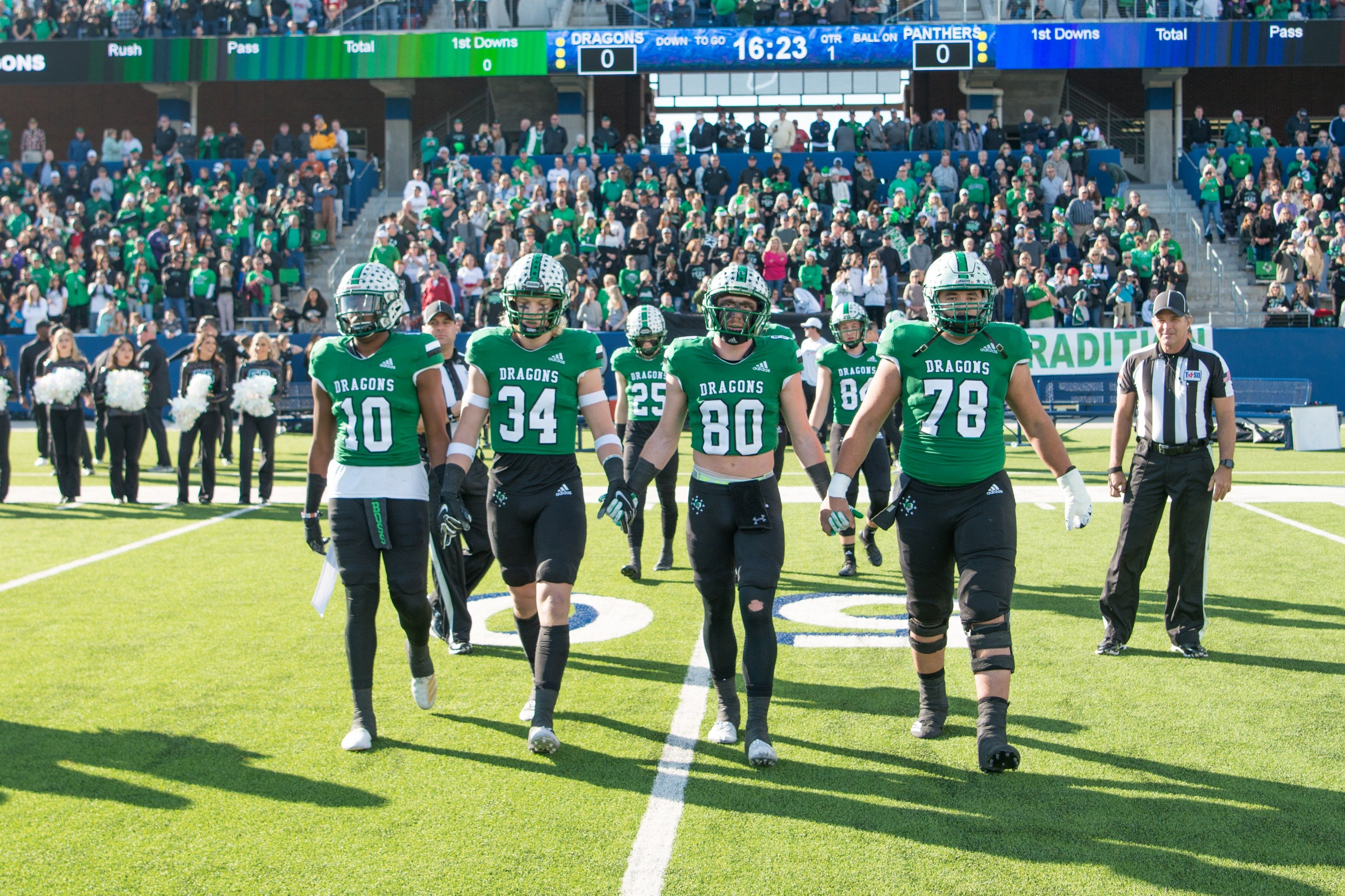 Southlake Carroll Named Most Dominant Texas Hs Football Team Southlake Style Southlake S Premiere Lifestyle Resource