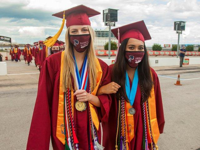 Graduate girls-masks May 2020 copy.jpeg