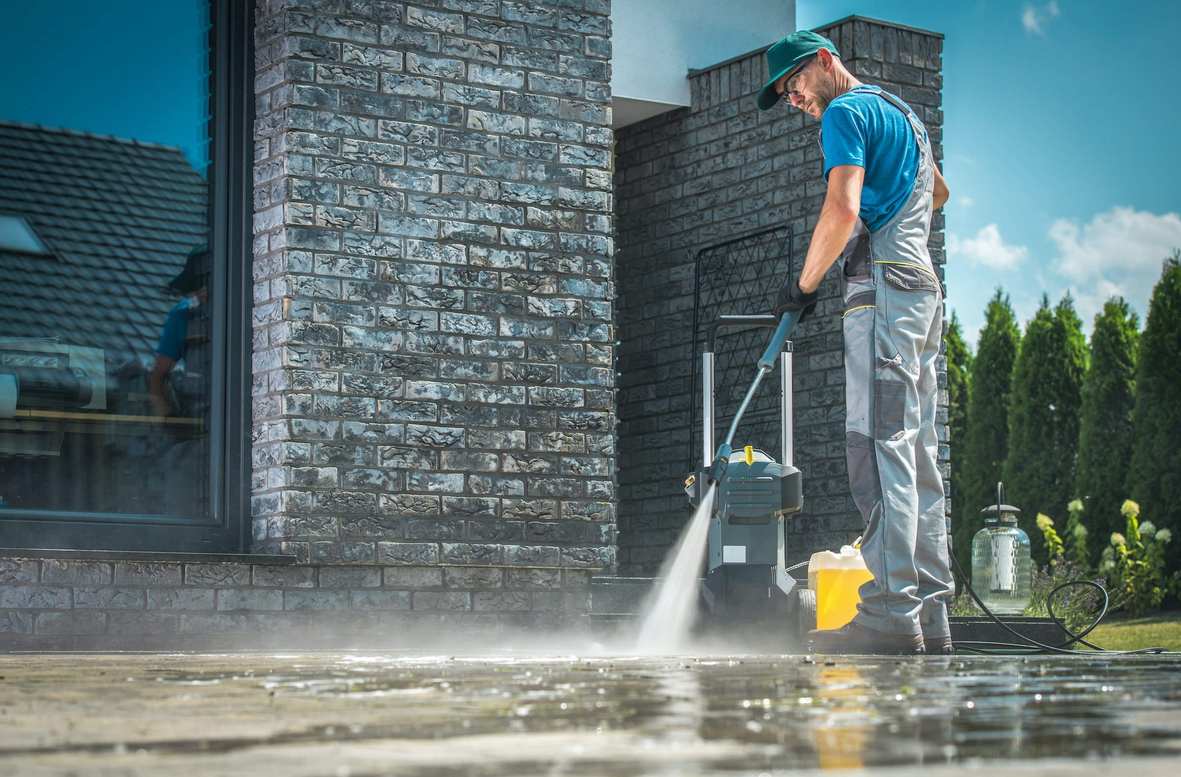 The Power Of Pressure Washing - Southlake Style — Southlake's Premiere  Lifestyle Resource