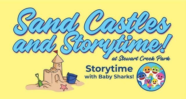Sand castles & Storytime!.jpeg