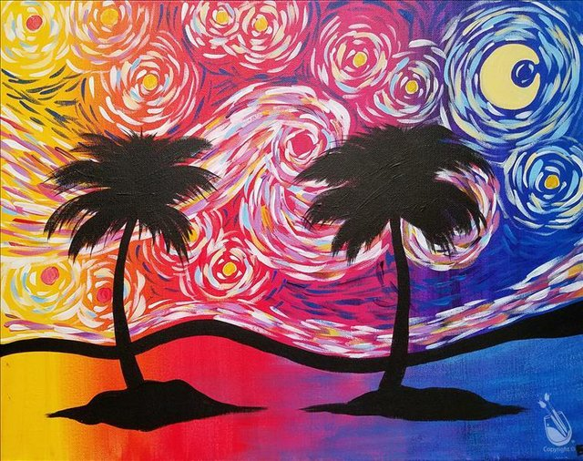 Painting with a Twist- Tropical Van Gogh Beach.jpeg
