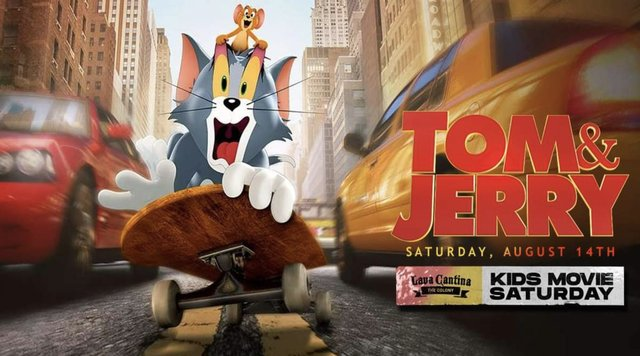 """""""Tom & Jerry"""" - Kids Movie Saturday at Lava Cantina.png"""