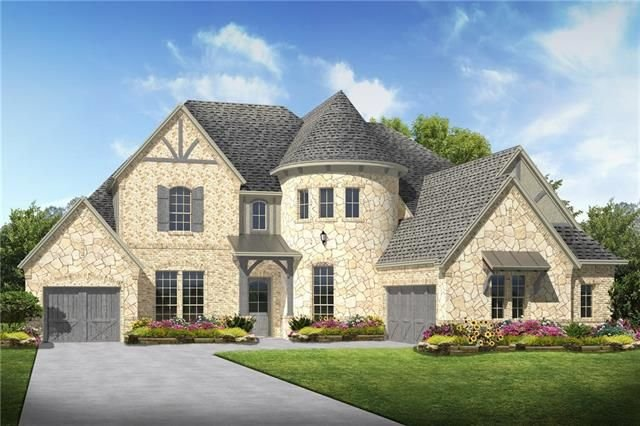 Southlake Homes For Sale New Construction Concept Features Vaulted Ceilings Bay Windows And Private Pond Southlake Style Southlake S Premiere Lifestyle Resource
