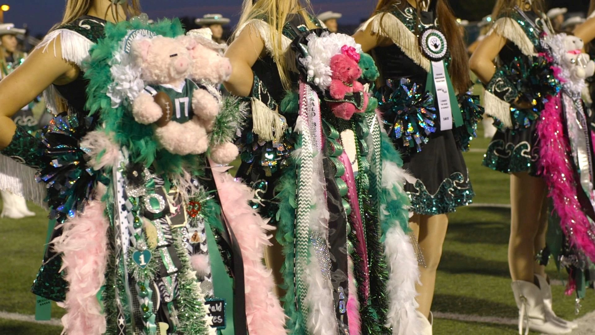 Ozarka Celebrates Southlake Carroll Homecoming Mums Southlake